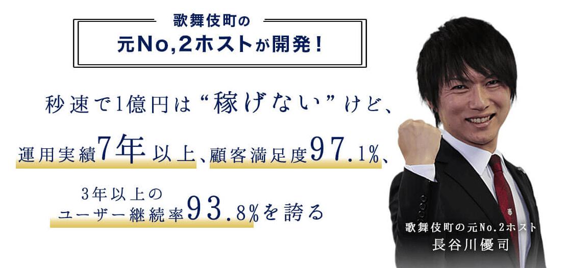 長谷川優司 Unicorn System ユニコーンシステム 口コミ 評判 評価 詐欺 怪しい レビュー 相談