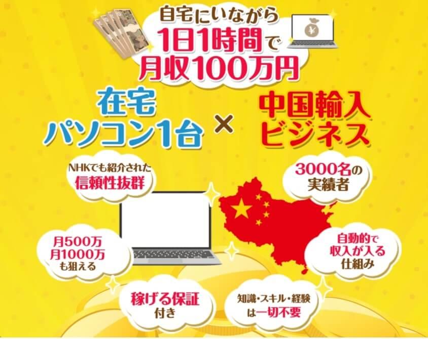 鈴木正行 在宅自動収入プロジェクトは詐欺?1日1時間で月収100万円の謎
